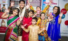 ASDA Adds Colour to London Durga Puja