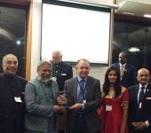 'Waterman of India' gets Ahimsa Award