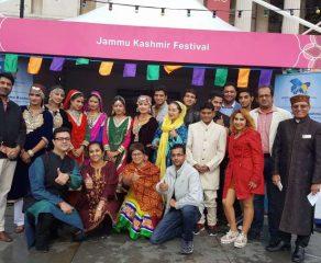 Kashmir Fest Rocks London