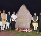 Modi Pays Tributes To Soldiers