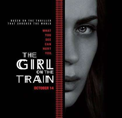 Tunnel scene in 'The Girl on the Train' most challenging