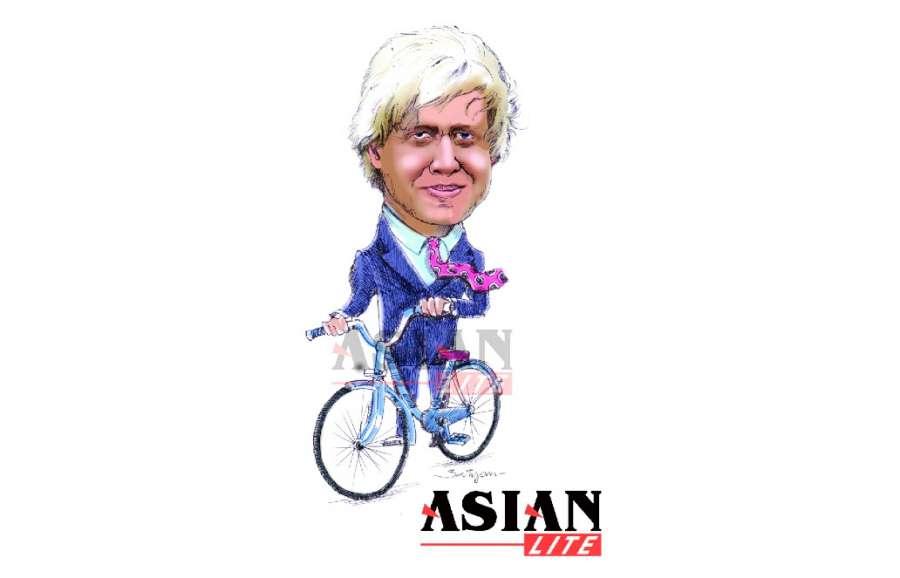 boris-caricature-for-web - Boris Johnson