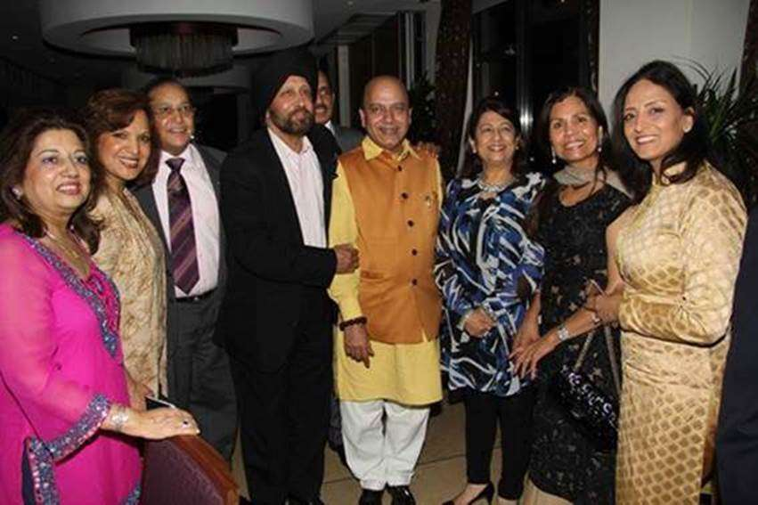 Punjabi Society of the British Isles paying tribute to the work of the Bharatiya Janata Party