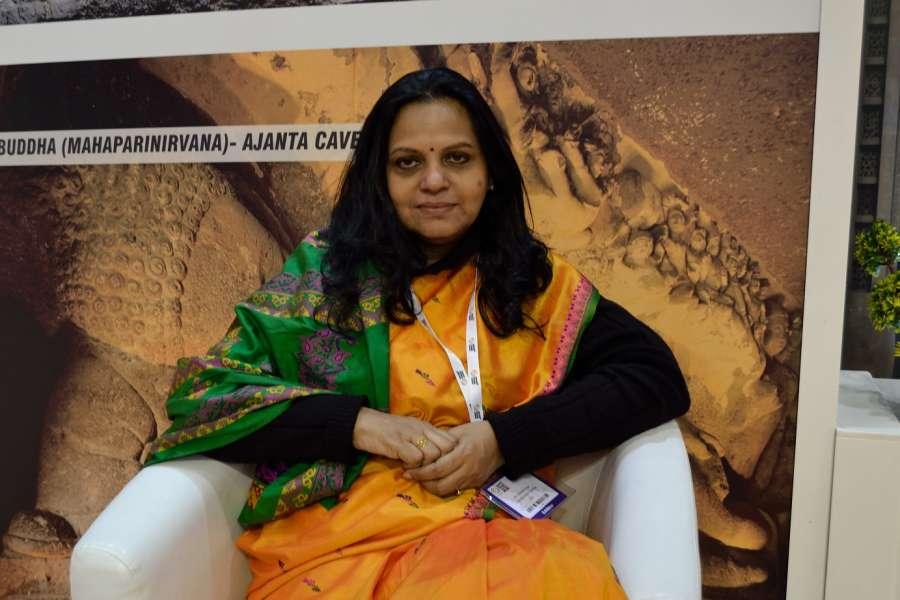 Dr Valsa Nair, Principal Secretary, Maharashtra Tourism