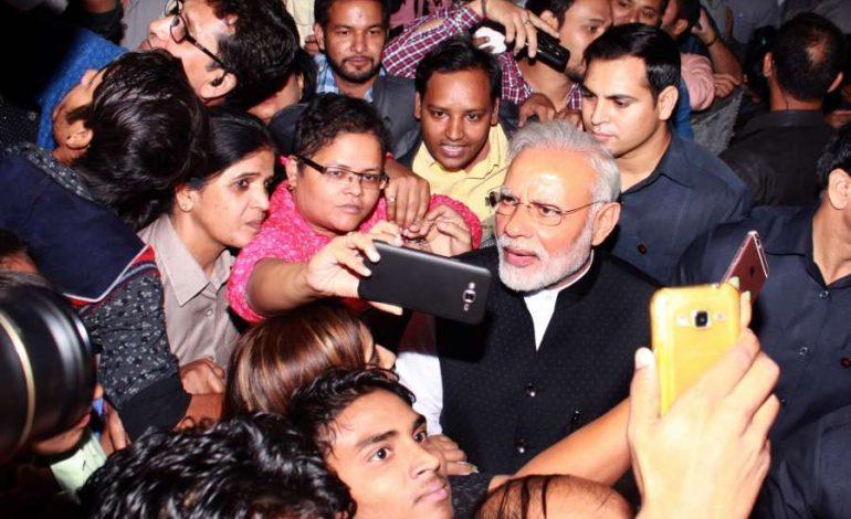 Global appreciation makes Modi more stronger
