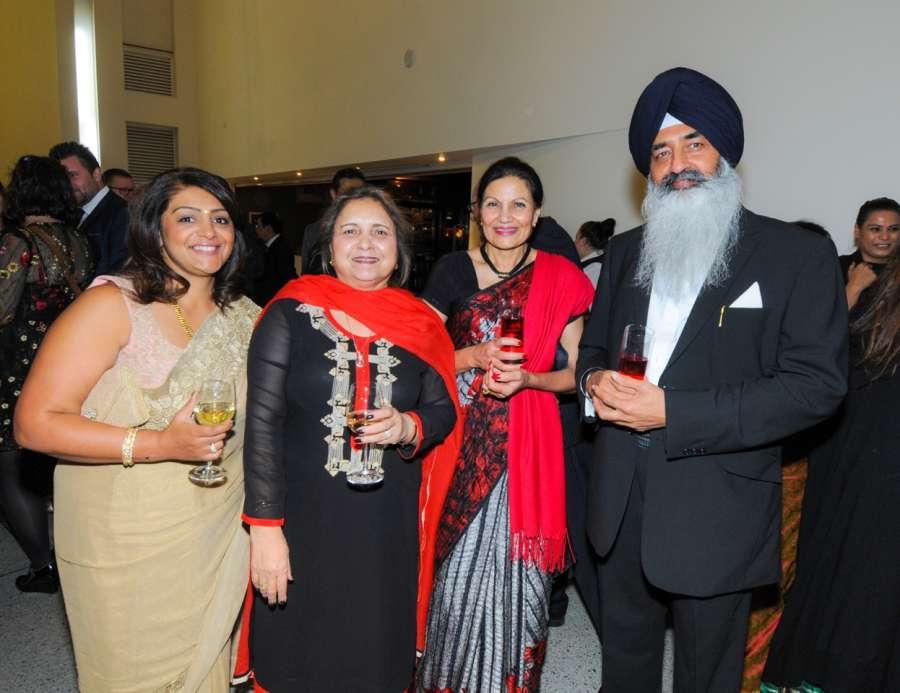 Diwali guests in Wales