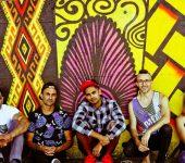 Music band reveals 'bhangra' secret