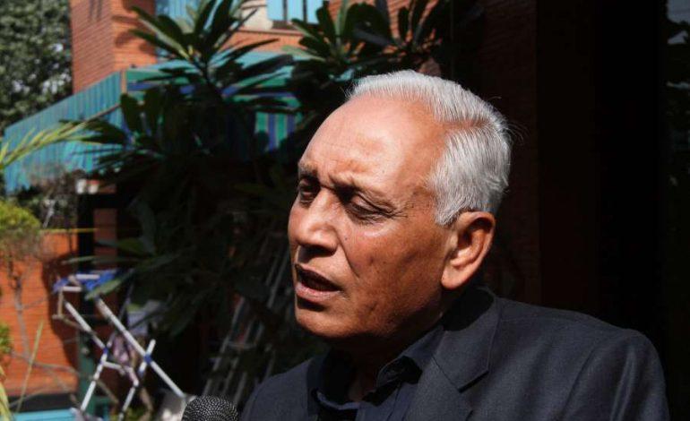 S.P. Tyagi sent to CBI custody