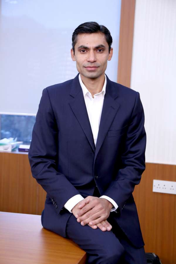 Bhupender Singh, , the Chief Executive Officer of Intelenet Global Services