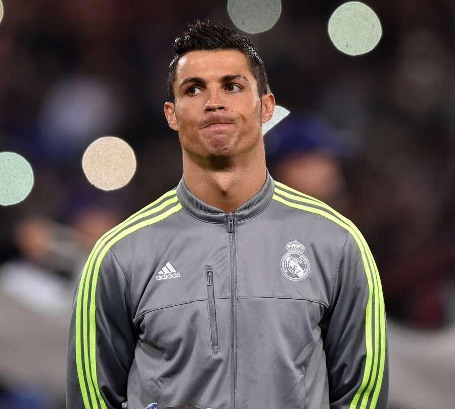 (SP)ITALY-ROME-SOCCER-UEFA CHAMPIONS LEAGUE-REAL MADRID VS ROMA