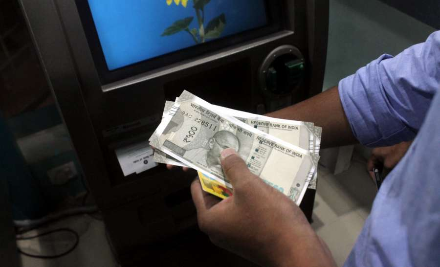 Chennai: New currency notes of Rs 500. (Photo: IANS)