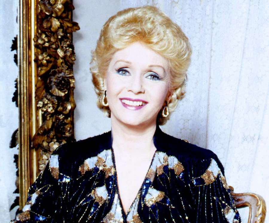 Late Debbie Reynolds