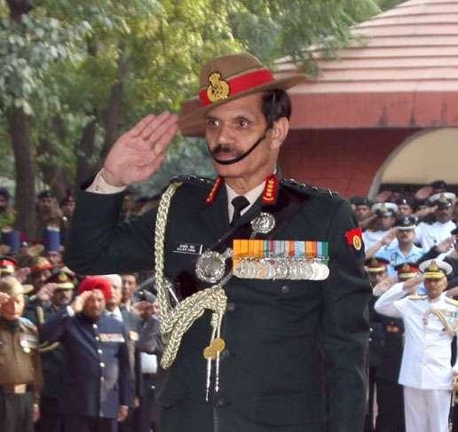 Chief of Army Staff, General Dalbir Singh. (File Photo: IANS)