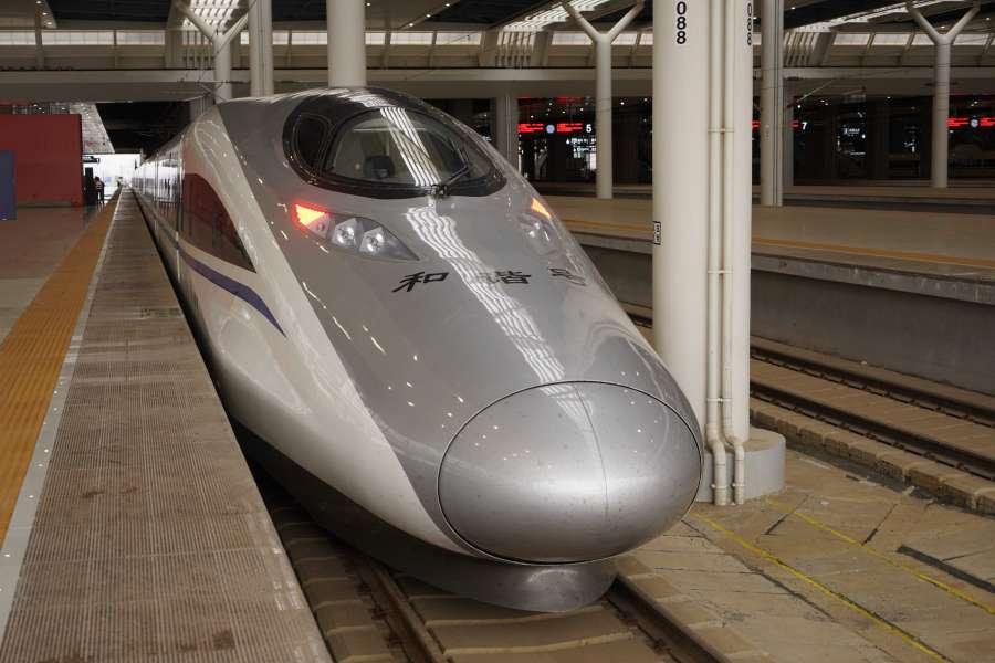 CHINA-KUNMING-HIGH-SPEED RAILWAY-OPERATION-PREPARATION (CN)