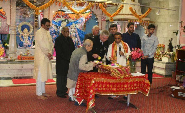 Manchester Celebrates Gita Mahotsav