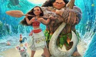 Film Review: 'Moana'