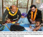 Dubai Cares revives Nepali education