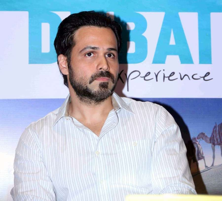 Mumbai: Actor Emraan Hashmi during the launch of book Dubai an Experience, in Mumbai, on August 9, 2016. (Photo: IANS)