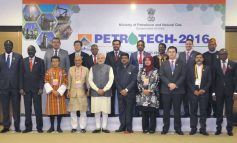 UK reaffirms commitment at PETROTECH
