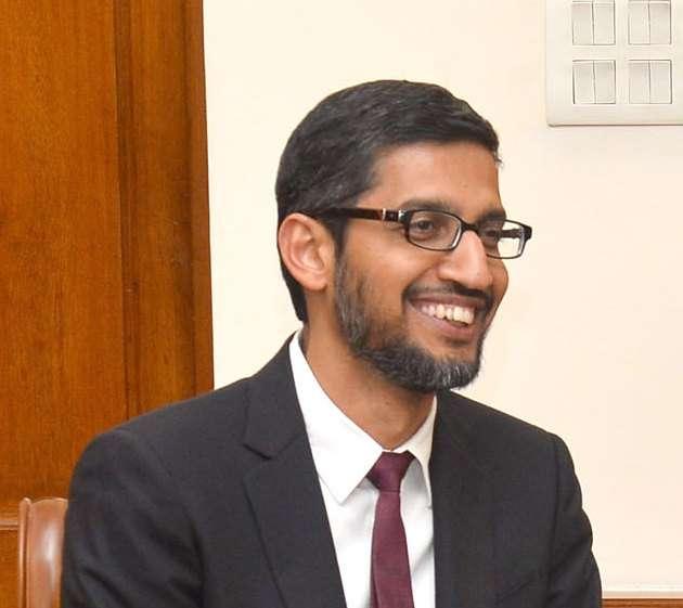Google CEO Sundar Pichai. (File Photo: IANS)