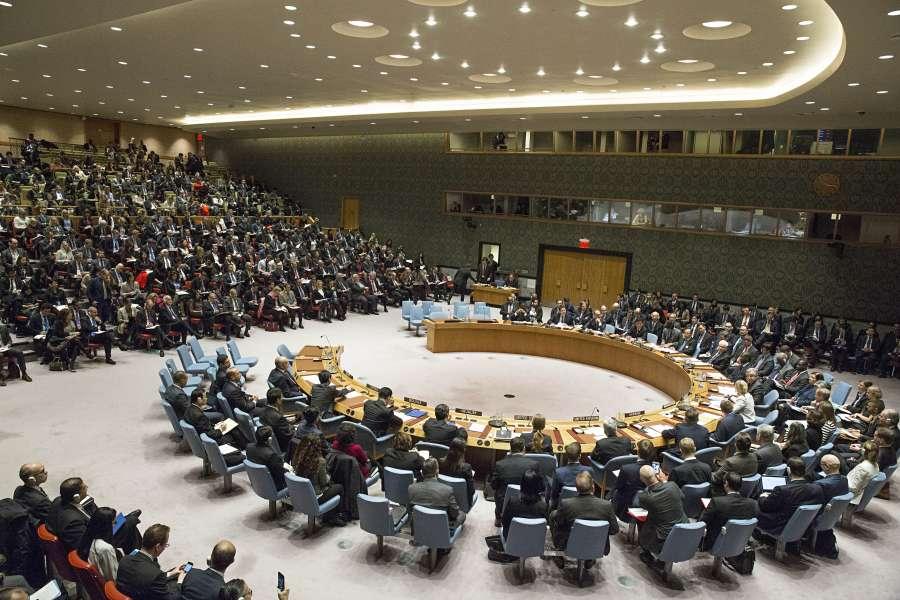 UN-SECRETARY-GENERAL-ANTONIO GUTERRES-SECURITY COUNCIL-FIRST ADDRESS