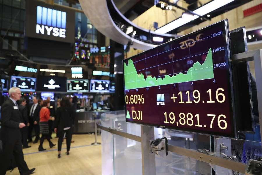 U.S.-NEW YORK-STOCKS by .