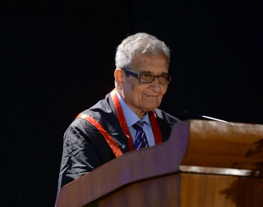 Nobel Laureate Amartya Sen. (File Photo: IANS) by .
