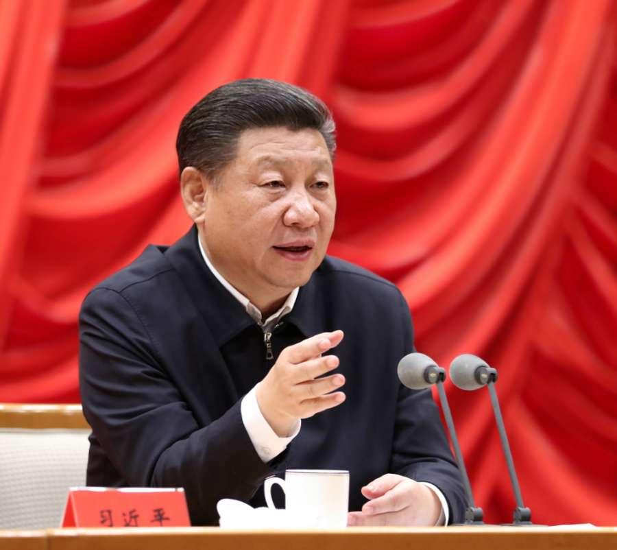 CHINA-BEIJING-XI JINPING-WORKSHOP(CN) by .