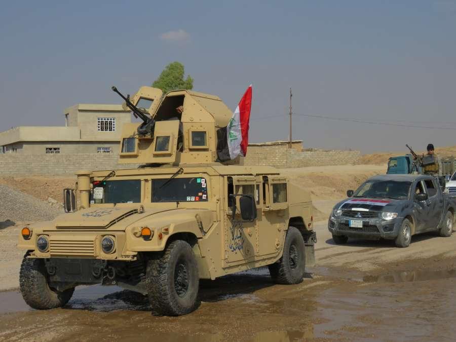 IRAQ-MOSUL-MILITARY-ADVANCE by .