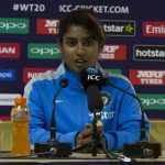 Dharamsala: Indian cricket (women's) captain Mithali Raj addresses a press conference in Dharamsala on March 21, 2016. (Photo: IANS) by .