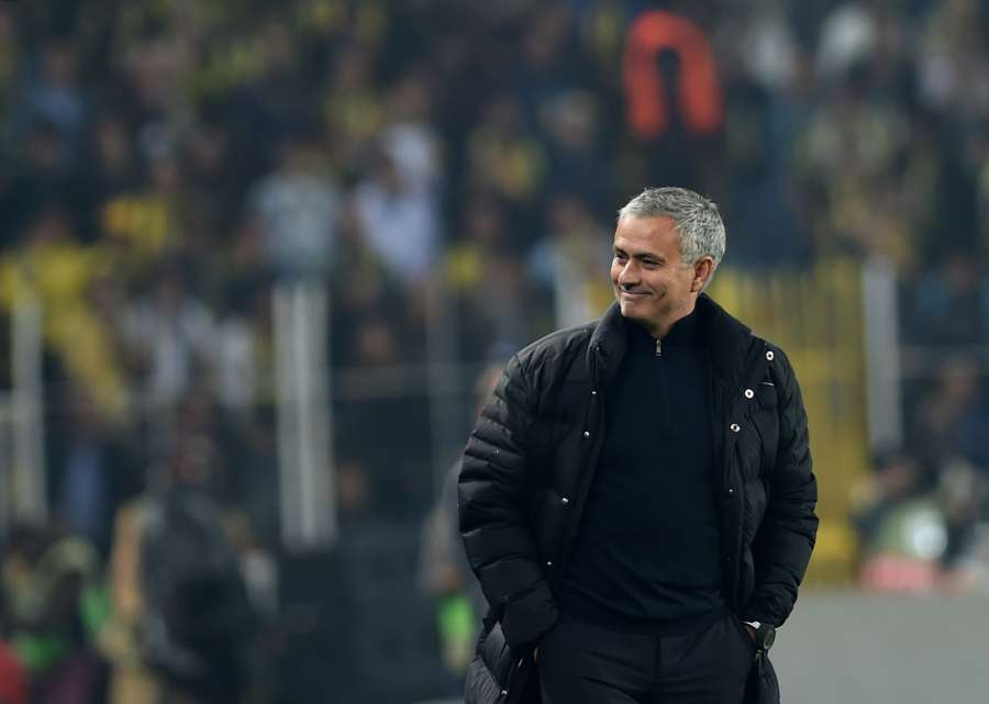 (SP)TURKEY-ISTANBUL-UEFA EUROPA LEAGUE-FENERBAHCE VS MANCHESTER UNITED by .