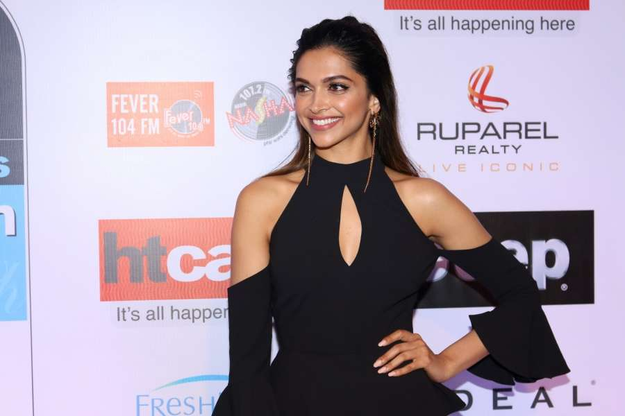 Mumbai: Actress Deepika Padukone during the HT Most Stylish Awards in Mumbai, on March 24, 2017. (Photo: IANS) by .