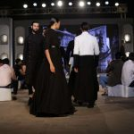 New Delhi: Models walk the ramp for fashion designers Shantanu and Nikhil in collaboration with Airbnb in New Delhi on March 19, 2017. (Photo: Amlan Paliwal/IANS) by .