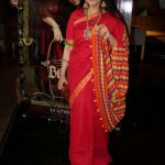 "Mumbai: Actress Ila Arun during the trailer launch of film ""Begum Jaan"" in Mumbai on March 14, 2017. (Photo: IANS) by ."