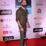 Mumbai: Actor Shahid Kapoor during the HT Most Stylish Awards in Mumbai, on March 24, 2017. (Photo: IANS) by .