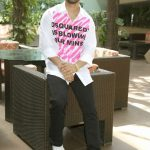 """New Delhi: Actor Diljit Dosanjh during the promotional event of film """"Phillauri"""" in New Delhi on March 21, 2017. (Photo: Amlan Paliwal/IANS) by ."""