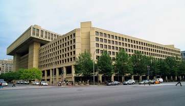FBI Building, Washington D.C., USA by .