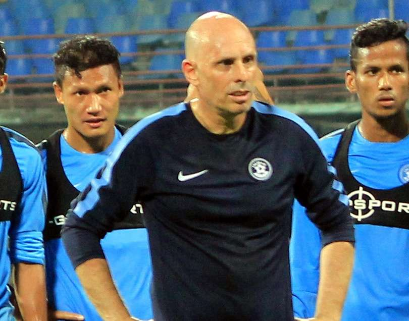 India football coach Stephen Constantine. (File Photo: IANS) by .
