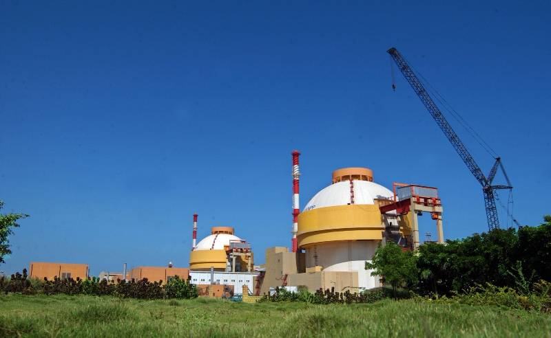 Kudankulam Nuclear Power Plant. (File Photo: IANS) by .
