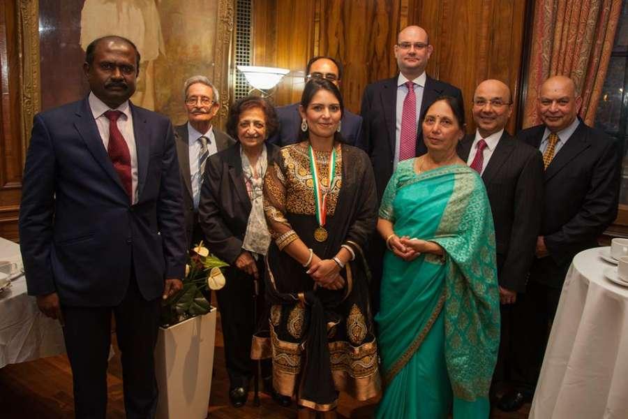India Honours Priti With Highest Diaspora Title   Asian ...