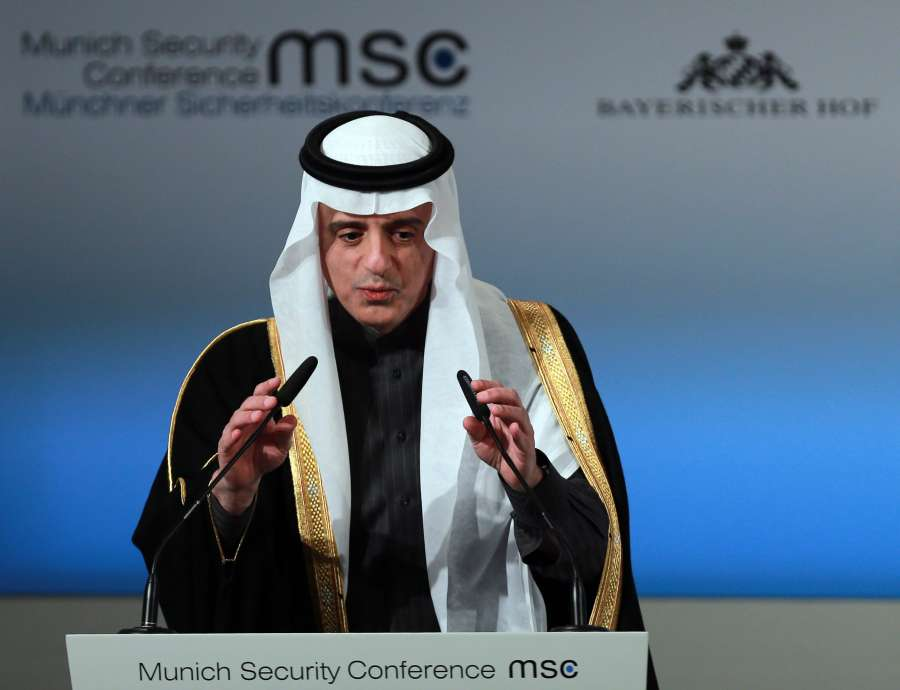 GERMANY-MUNICH-MSC-SAUDI ARAB-FM by .