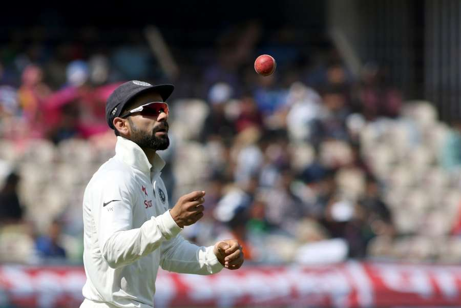 Indian cricketer Virat Kohli. (File Photo: IANS) by .
