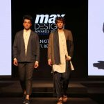 Mumbai: Models walk the ramp during the grand finale of Max Design Awards 2016-17, in Mumbai on March 23, 2017. (Photo: IANS) by .