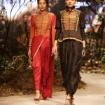 New Delhi: Models walk the ramp for fashion designers Tarun Tahiliani and Amit Aggarwal during the grand finale of Amazon India Fashion Week Autumn Winter 2017 in New Delhi on March 18, 2017. (Photo: Amlan Paliwal/IANS) by .