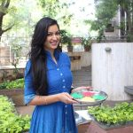 Mumbai: An exclusive interview with actress Maryam Zakaria for Holi Celebration. (Photo: IANS) by .