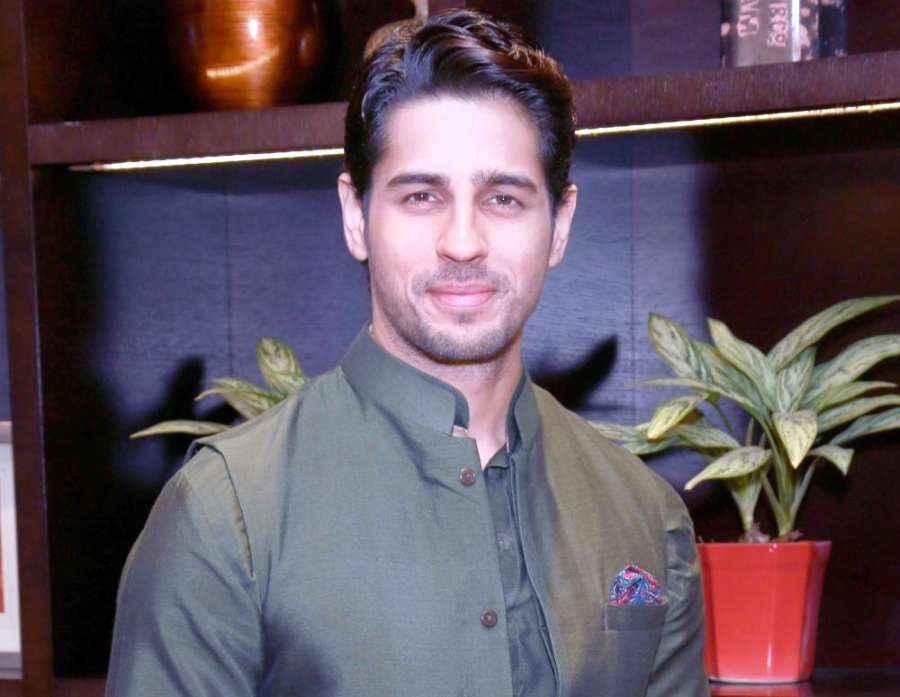 New Delhi: New Zealand's Brand Ambassador actor Sidharth Malhotra during a programme in New Delhi on Oct 27,2016.(Photo: Amlan Paliwal/IANS) by .