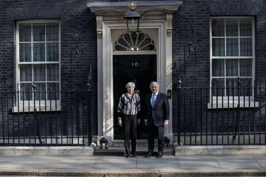 BRITAIN-LONDON-EU-MEETING by .
