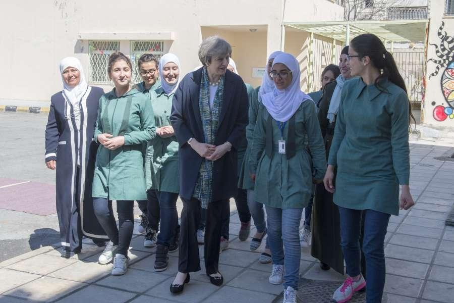 Al-Zahra School Visit by .