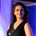 Mumbai: Actress Sonali Bendre during a programme in Mumbai on Aug 31, 2016. (Photo: IANS) by .