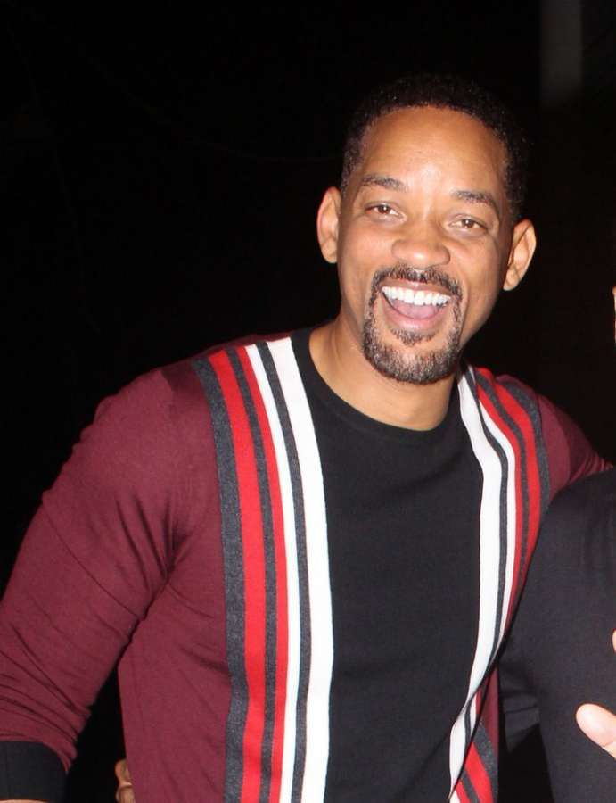 Actor Will Smith. (File Photo: IANS) by .